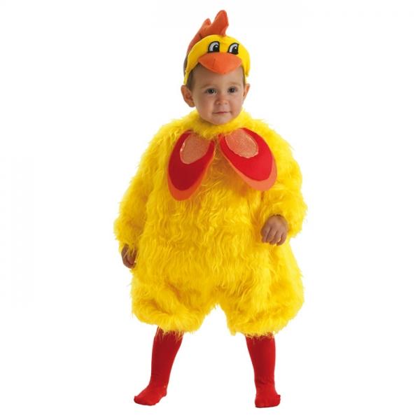 Disfraz pollito niño casero - Imagui