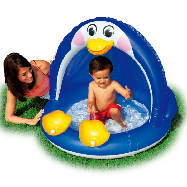 Piscina hinchable infantil ping no for Piscinas hinchables infantiles